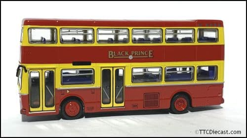 Britbus N6202 Scania BR111DH/MCW Metropolitan - Black Prince *PRE OWNED*