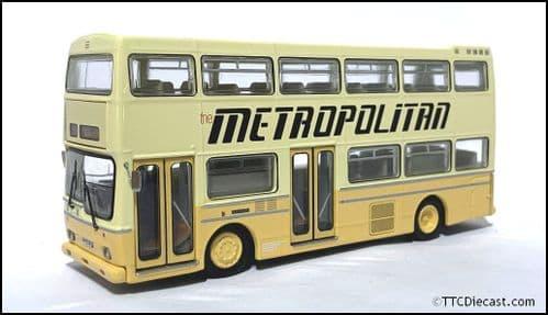 Britbus N6214 Scania BR111DH/MCW Metropolitan - Demonstrator *PRE OWNED*