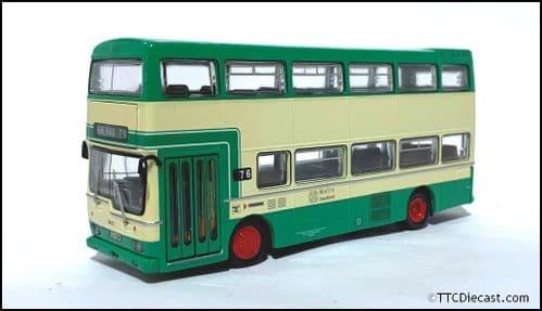 Britbus N6401 Scania BR111DH/MCW Metropolitan - Metro Bradford *PRE OWNED*