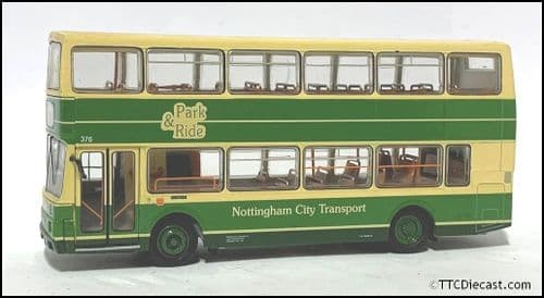 Britbus R808X Scania N113DRB/Alexander RH - Nottingham City Transport RARE MODEL *PRE OWNED*