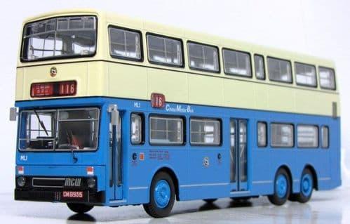 BUSES MODEL CO BMC01116 MCW Metrobus 12m - China Motor bus - ML1