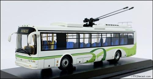 CMNL Northcord CNBUS1005 Sunwin SWB5115GP-3 Trolleybus 11.4m - Sunwin Demonstrator * Pre Owned *