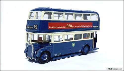 CODE 3 / 4 EFE Leyland PD2 (RT) - Preston City Transport  - 31 KRN422 - P5 RIBBLETON *PRE OWNED *