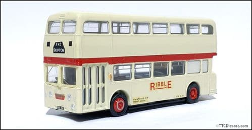 CODE 3 / 4 EFE Leyland PDR1/1 - Ribble Motor Services - 1210? 1270 RRN419 - X43 Skipton *PRE OWNED *