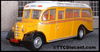 CORGI 42505 Bedford OB / Duple Vista Malta - PRE OWNED