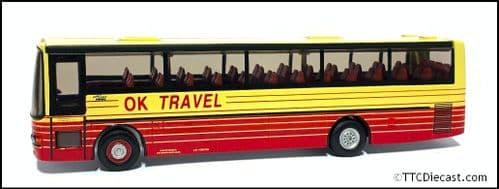 CORGI 42705 DAF SB3000 / Van Hool Alizee OK Travel - PRE OWNED