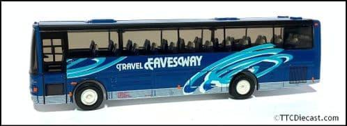 CORGI 42720 DAF SB3000 / Van Hool Alizee Travel Eavesway - PRE OWNED
