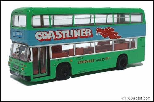 CORGI 43002 Leyland Olympian ONLXB / 1R / ECW Crosville Wales - PRE OWNED
