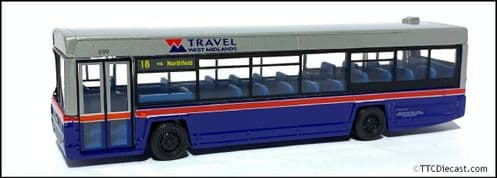 CORGI 43117 Leyland Lynx LX2R11C15Z4R Travel West Midlands - PRE OWNED