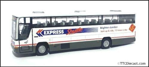 CORGI 43302 Volvo B10M-62 / Plaxton Premiere National Express - PRE OWNED