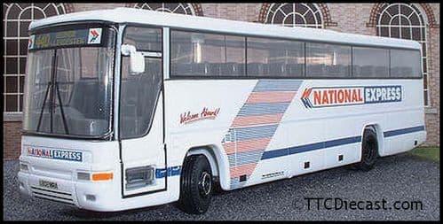 CORGI 43306 Volvo B10M-60 / Plaxton Premiere National Express - PRE OWNED