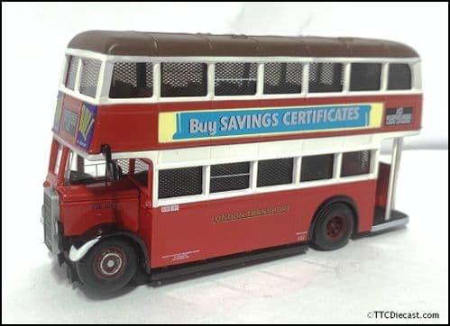 CORGI 43903 Leyland TD7 / Park Royal Utility STD2 London Transport - PRE OWNED