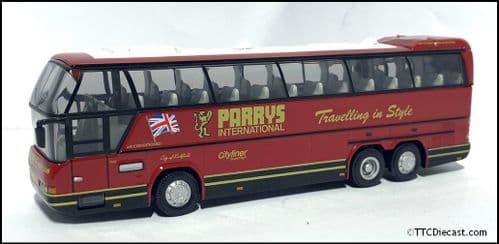 CORGI 44201 Neoplan N116 / 3 Cityliner Parrys International - PRE OWNED