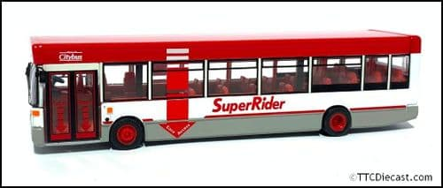 CORGI 44706 Dennis Dart SLF / Plaxton Pointer 2 Plymouth Citybus - PRE OWNED