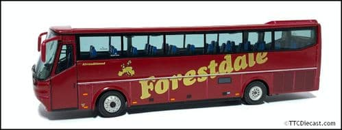 CORGI 45304 Bova Futura FHD12-370 Forestdale Coaches - PRE OWNED