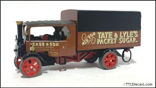 CORGI 80201 Foden Steam Wagon - Tate & Lyle - 1/50 Scale * PRE OWNED *