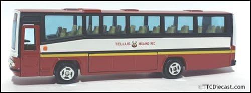 CORGI 91915 PLAXTON PARAMOUNT - Midland Red  North Tellus  1/50 Scale * PRE OWNED *