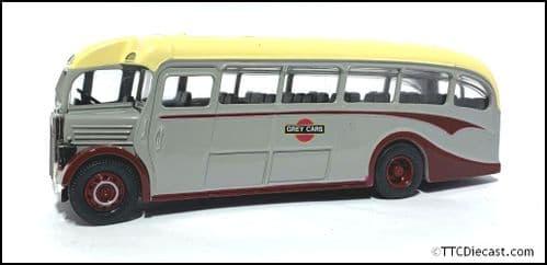 CORGI 97186 AEC REGAL/DUPLE - Grey Cars * PRE OWNED *