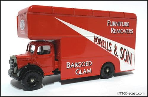CORGI 97195 Bedford Pantechnicon - Howells & Son * PRE OWNED *