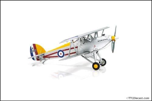 CORGI AA27304 Hawker Fury Mk.I K2065 RAF No.1 Squadron C Flight Leaders Aircraft