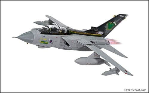 CORGI AA33620 Panavia Tornado GR.4 ZG775 IX Squadron - Retirement Scheme - RAF Marham March 2019