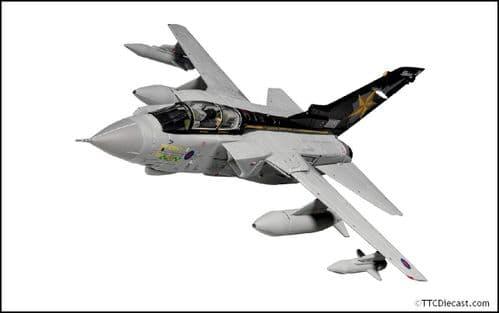 CORGI AA33621 Panavia Tornado GR.4 ZA548, RAF No.31 Squadron Goldstars Retirement - 1/72 Scale