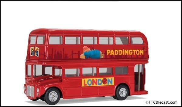 CORGI CC82331 - Paddington™ London Bus and Figurine