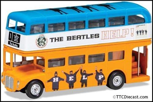 CORGI CC82335 - The Beatles - London Bus - 'Help!'