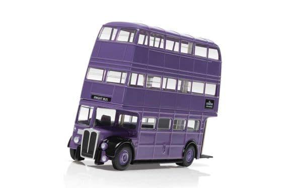 CORGI CC99726 Harry Potter Triple Decker Knight Bus