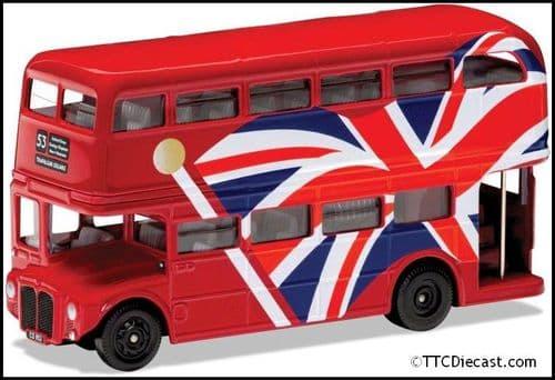 CORGI GS82336 - Best of British London Routemaster Bus - Union Jack