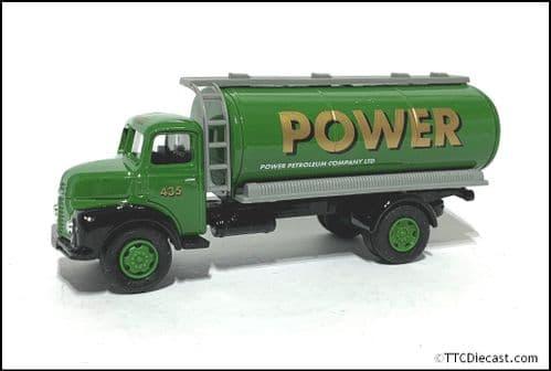 CORGI LLEDO Vanguard VA20000 - Leyland Comet Tanker - Power Petrol - 1/64 Scale * PRE OWNED *