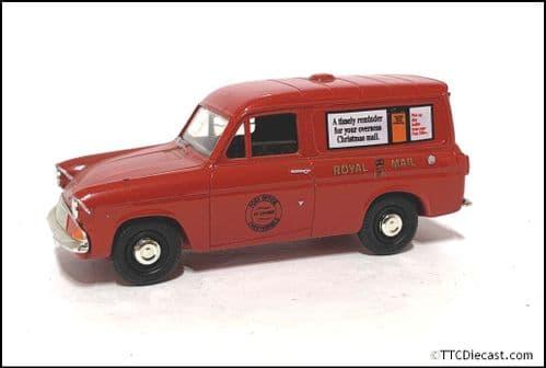CORGI LLEDO Vanguard VA4000 - Ford Anglia Van - Royal Mail - 1/43 Scale * PRE OWNED *