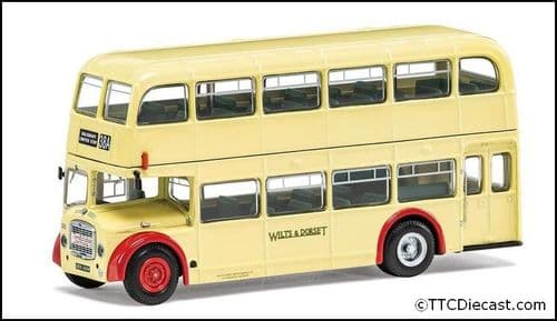 CORGI OM40821A - Bristol Lodekka FS - Wilts & Dorset - Rte 38a Salisbury