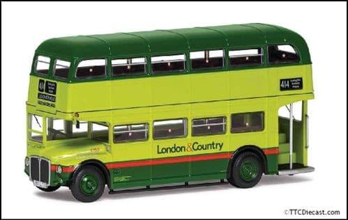 CORGI OM46313B - AEC RM Class Routemaster - London & Country - 414 Leatherhead
