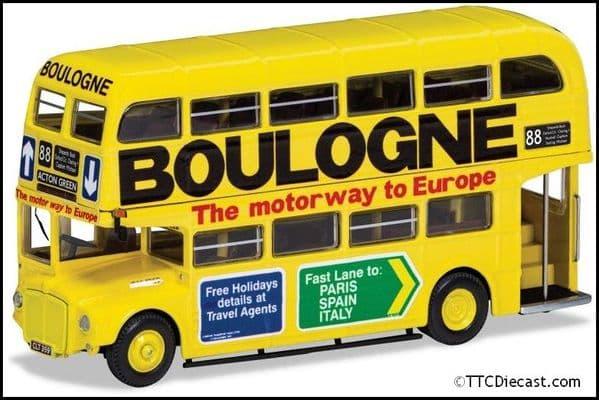 CORGI OM46315A AEC Type - London Transport RM - Rte 88 Acton Green BOULOGNE