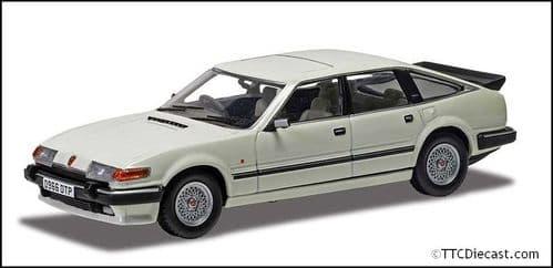 CORGI Vanguard VA09014 Rover SD1 3599 V8 Vitesse White - 1/43 Scale