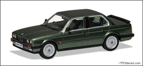 CORGI Vanguard VA13802 BMW (E30) 323i Platanen Grün / Tree Green - 1/43 Scale