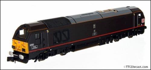 DAPOL 2D-010-008 Class 67 DB 67006 Royal Sovereign