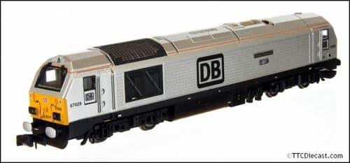 DAPOL 2D-010-011 Class 67 DB 67029 'Royal Diamond'