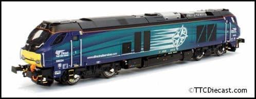 DAPOL 2D-022-011 Class 68 68034 DRS Compass