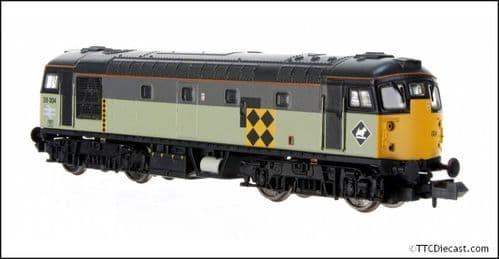 DAPOL 2D-028-005 Class 26 26004 BR Coal Sector - N Gauge