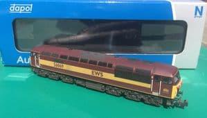 DAPOL EWS Class 56 56069 'Wolverhampton Steel Terminal' - Renumbered / Named and Weathered