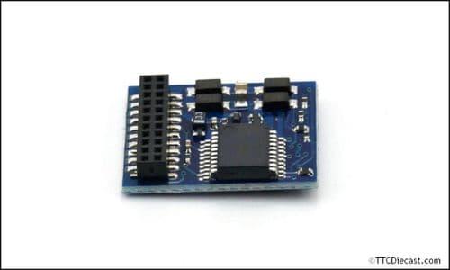 DAPOL IMPERIUM3 Imperium1 - 21 Pin  8 Function Decoder