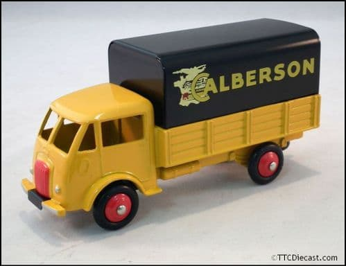 Dinky 25JJ Ford Camion Bache - Calberson Reproduced by Atlas Editions