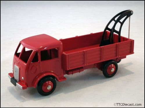 Dinky 25R Ford Camionnette De Depannage - Red Reproduced by Atlas Editions