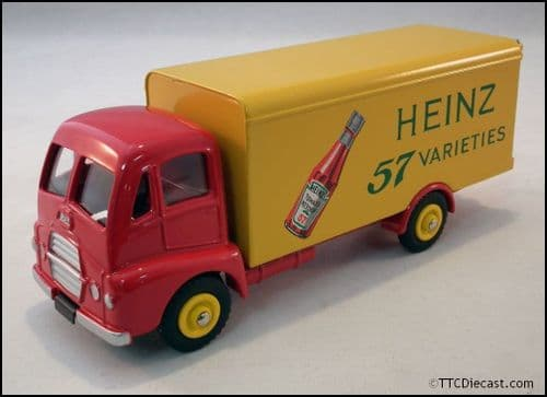 Dinky 920 Guy Warrior van Heinz Reproduced by Atlas Editions
