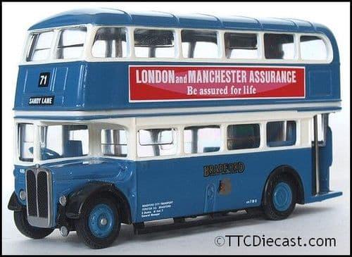 EFE 10114 AEC Regent RT - Bradford City Transport - PRE OWNED