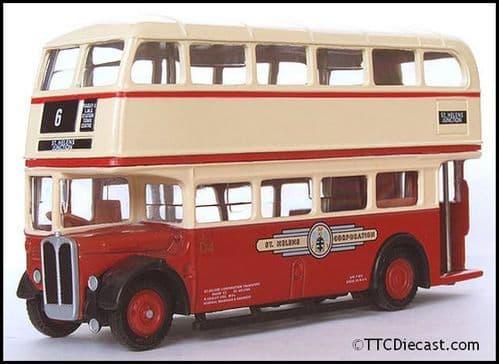 EFE 10118 AEC Regent RT - St Helens Corporation - PRE OWNED