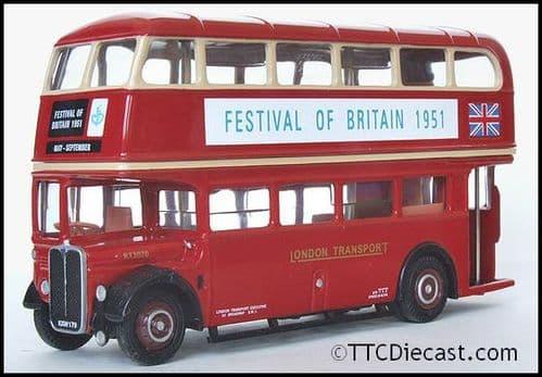 EFE 10129 AEC Regent RT ' London Transport ' - Festival of Britain - PRE OWNED