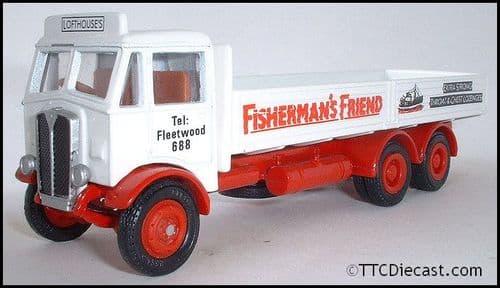 EFE 103001 AEC Mammoth Major Boxvan - Fisherman's Friend - PRE OWNED